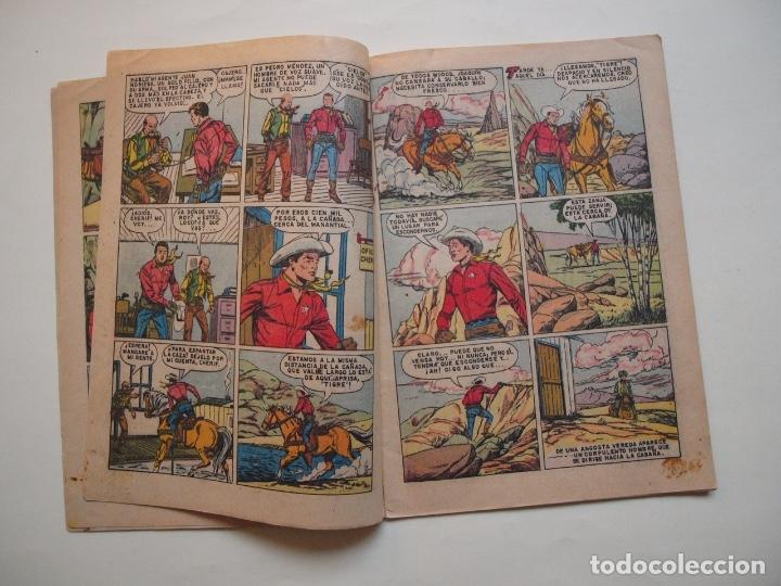 Tebeos: ROY ROGERS Y TIGRE Nº 48 - NOVARO - SEA - 1956 - Foto 4 - 180882826