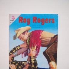 Tebeos: ROY ROGERS Nº 163 - NOVARO - 1966. Lote 180884562