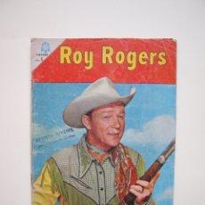 Tebeos: ROY ROGERS Nº 165 - NOVARO - 1966. Lote 180885763