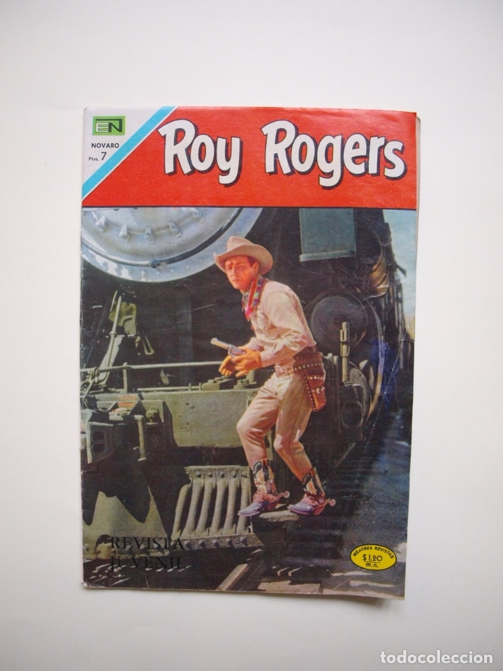 ROY ROGERS Nº 222 - NOVARO - 1970 (Tebeos y Comics - Novaro - Roy Roger)