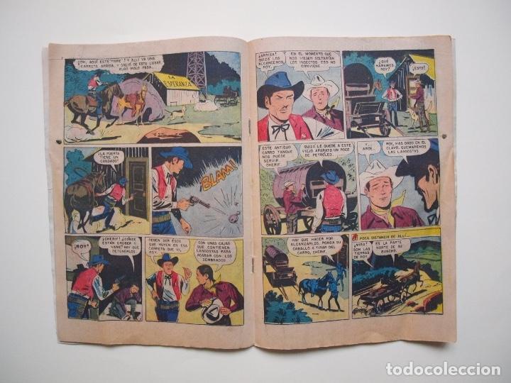 Tebeos: ROY ROGERS Nº 222 - NOVARO - 1970 - Foto 3 - 180887765
