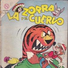 Tebeos: COMIC COLECCION LA ZORRA Y EL CUERVO Nº 161. Lote 180952098
