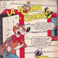 Tebeos: COMIC COLECCION LA ZORRA Y EL CUERVO Nº 170. Lote 180952132