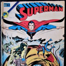 Tebeos: SUPERMAN AÑO XXI - Nº 905 - NOVARO 1973. Lote 181011646