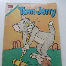 Tebeos: TOM Y JERRY Nº 334 NOVARO CX27. Lote 181129267