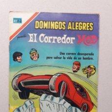 Tebeos: DOMINGOS ALEGRES N° 923 - EL CORREDOR MOD - ORIGINAL EDITORIAL NOVARO. Lote 181174097
