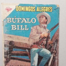 Tebeos: DOMINGOS ALEGRES N° 322 - BÚFALO BILL - ORIGINAL EDITORIAL NOVARO. Lote 181175851