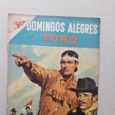 Tebeos: DOMINGOS ALEGRES N° 246 - TORO - ORIGINAL EDITORIAL NOVARO. Lote 181176103