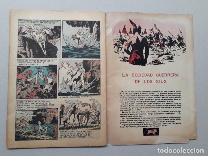 Tebeos: Domingos alegres n° 246 - Toro - original editorial Novaro - Foto 3 - 181176103