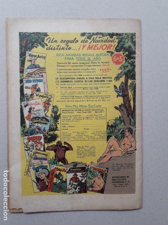 Tebeos: Domingos alegres n° 246 - Toro - original editorial Novaro - Foto 4 - 181176103