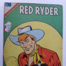 Tebeos: LOTE DE 5 COMICS DE RED RYDER -SERIE AGUILA- ENVÍO GRATIS - EDIT. NOVARO MEXICO. Lote 181487435