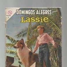 Tebeos: DOMINGOS ALEGRES 531: LASSIE, 1964, NOVARO. Lote 181715630