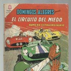 Tebeos: DOMINGOS ALEGRES 573, 1965, NOVARO.. Lote 181716138