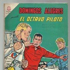 Tebeos: DOMINGOS ALEGRES 621, NÚMERO EXTRAORDINARIO, 1966, NOVARO. Lote 181716398