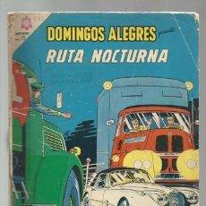 Tebeos: DOMINGOS ALEGRES 582, NÚMERO EXTRAORDINARIO, 1965, NOVARO. Lote 181716720