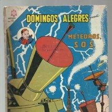 Tebeos: DOMINGOS ALEGRES 591, NÚMERO EXTRAORDINARIO, 1965, NOVARO, USADO. Lote 181717141