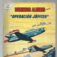 Tebeos: DOMINGOS ALEGRES 586, NÚMERO EXTRAORDINARIO, 1965, NOVARO, USADO. Lote 181717376