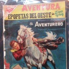 Tebeos: AVENTURA-Nº 47- NOVARO. Lote 181946115