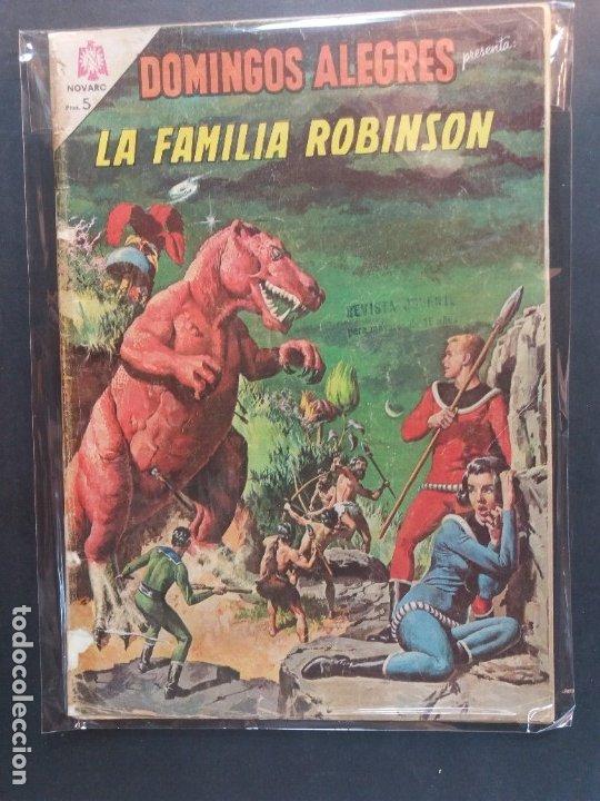 DOMINGOS ALEGRES Nº 546 NOVARO (Tebeos y Comics - Novaro - El Conejo de la Suerte)