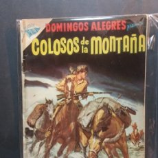 BDs: DOMINGOS ALEGRES-Nº 188-NOVARO. Lote 181946783