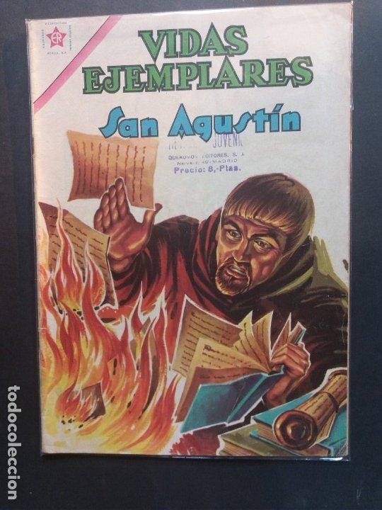 VIDAS EJEMPLARES Nº 130 NOVARO (Tebeos y Comics - Novaro - Vidas ejemplares)