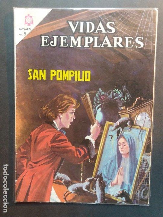 VIDAS EJEMPLARES Nº 227 NOVARO (Tebeos y Comics - Novaro - Vidas ejemplares)