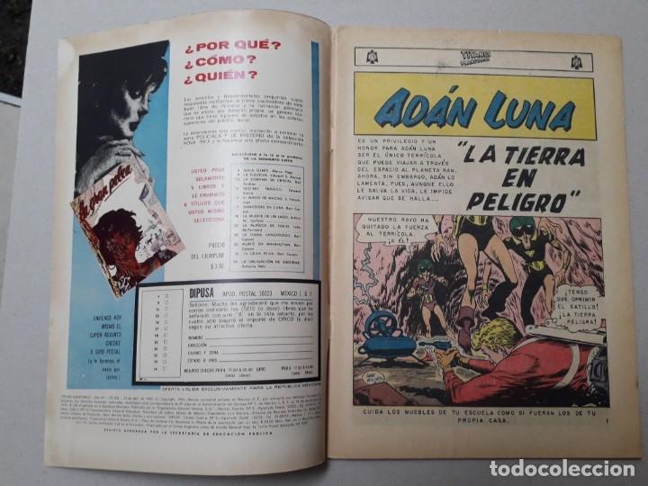 Tebeos: Titanes Planetarios n° 206 - El Arquero (flamante) - original editorial Novaro - Foto 2 - 181986260