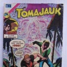 Tebeos: TOMAJAUK - LOTE DE 10 CÓMICS ORIGINALES DE EDITORIAL NOVARO MEXICO. Lote 182043096
