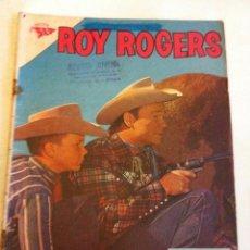 Tebeos: ROY ROGERS -Nº.117 -AÑO 1962. Lote 182087530