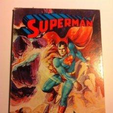 Tebeos: SUPERMAN - LIBRO CÓMIC NOVARO -Nº. 15- MUY BIEN CONSERVADO. Lote 182087852