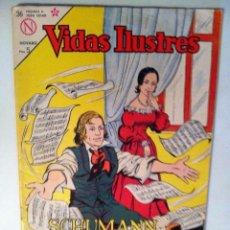 Tebeos: VIDAS ILUSTRES -Nº.96 - AÑO1964 (SCHUMANN- MUY BIEN CONSERVADO. Lote 182088111