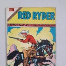 Tebeos: RED RYDER N° 335 - ORIGINAL EDITORIAL NOVARO. Lote 182146258