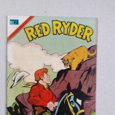 Tebeos: RED RYDER N° 313 - ORIGINAL EDITORIAL NOVARO. Lote 182146543