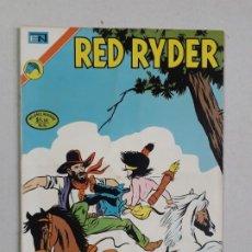 Tebeos: RED RYDER N° 298 - ORIGINAL EDITORIAL NOVARO. Lote 182146617