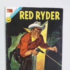Tebeos: RED RYDER N° 282 - ORIGINAL EDITORIAL NOVARO. Lote 182146835