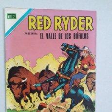 Tebeos: RED RYDER N° 263 - ORIGINAL EDITORIAL NOVARO. Lote 182146946