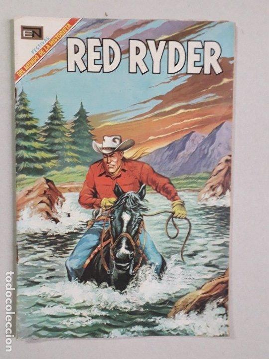 RED RYDER N° 200 - ORIGINAL EDITORIAL NOVARO (Tebeos y Comics - Novaro - Red Ryder)