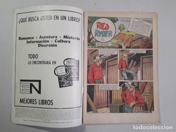 Tebeos: Red Ryder n° 200 - original editorial Novaro - Foto 2 - 182147067