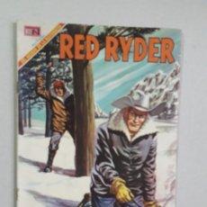 Tebeos: RED RYDER N° 197 - ORIGINAL EDITORIAL NOVARO. Lote 182147213