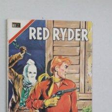 Tebeos: RED RYDER N° 165 - ORIGINAL EDITORIAL NOVARO. Lote 182147327