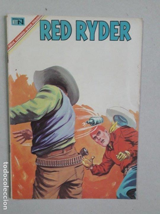 RED RYDER N° 151 - ORIGINAL EDITORIAL NOVARO (Tebeos y Comics - Novaro - Red Ryder)