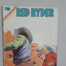 Tebeos: RED RYDER N° 151 - ORIGINAL EDITORIAL NOVARO. Lote 182147425