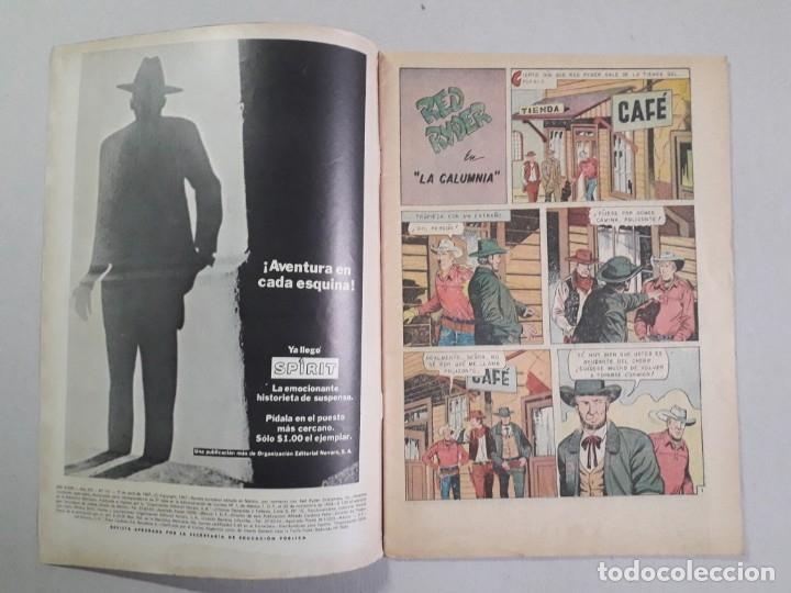 Tebeos: Red Ryder n° 151 - original editorial Novaro - Foto 2 - 182147425