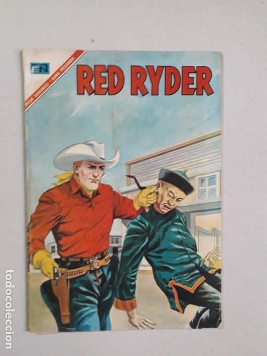 RED RYDER N° 148 - ORIGINAL EDITORIAL NOVARO (Tebeos y Comics - Novaro - Red Ryder)