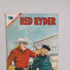Tebeos: RED RYDER N° 148 - ORIGINAL EDITORIAL NOVARO. Lote 182147615