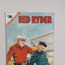 Tebeos: RED RYDER N° 148 - ORIGINAL EDITORIAL NOVARO. Lote 182147615
