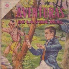 Tebeos: AVENTURAS DE LA VIDA REAL Nº 42. Lote 182185060