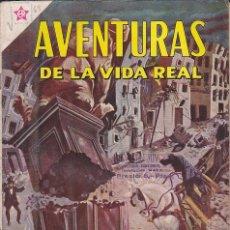 Tebeos: AVENTURAS DE LA VIDA REAL Nº 69. Lote 182188877