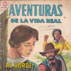 Tebeos: AVENTURAS DE LA VIDA REAL Nº 111. Lote 182191290