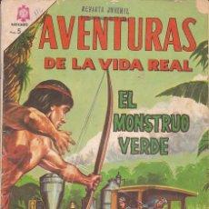 Tebeos: AVENTURAS DE LA VIDA REAL Nº 112. Lote 182193237